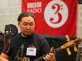 Bady-Dorzhu Ondar at BBC