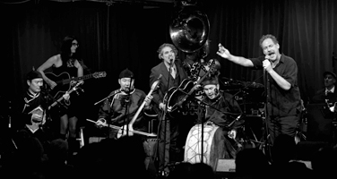 Hazmat Modine and Alash