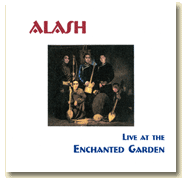 Album Alash Live at the Enchanted Garden