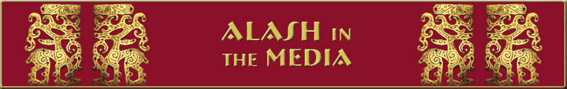 Alash in the Media
